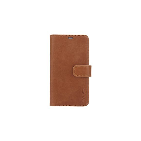 RadiCover - Radiationprotected Mobilewallet Leather iPhone X/Xs 2in1 ( 3-led RIFD )
