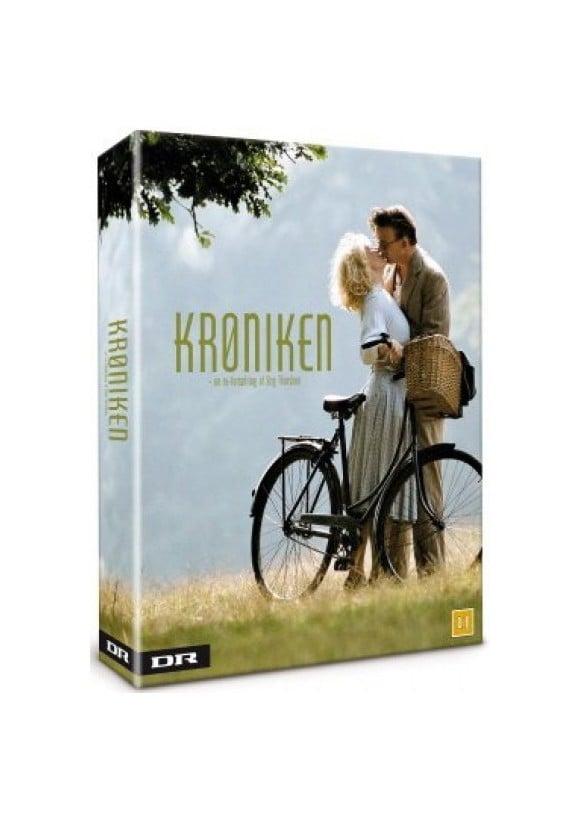 Krøniken - Komplet Boks: Episode 1-22 (10-disc) - DVD