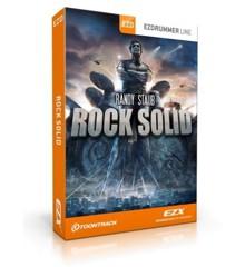 Toontrack - EZX Rock Solid - Udvidelses Pakke Til EZdrummer (DOWNLOAD)