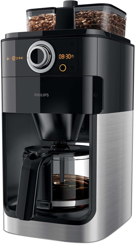 Philips - Grind & Brew Kaffeemaschine HD7769/00