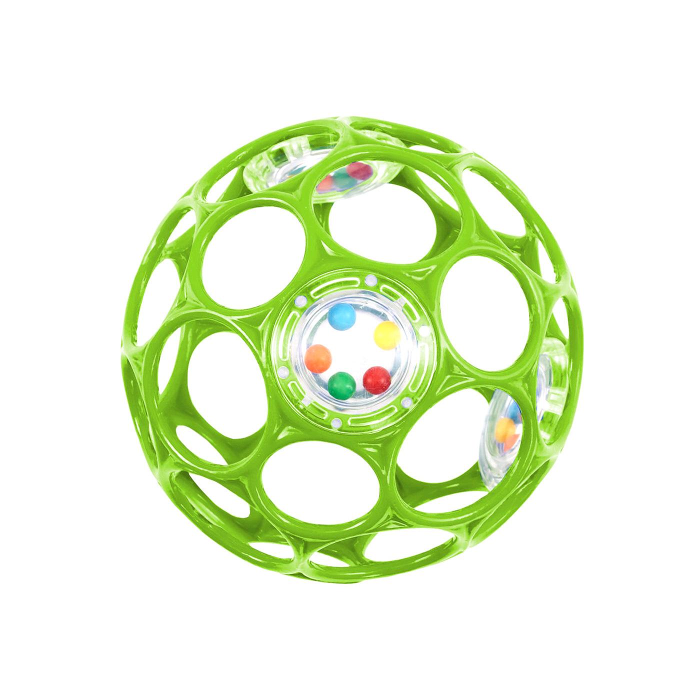 Oball Rassel - 10 cm - Grün