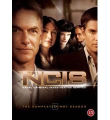 NCIS - Sæson 1 - DVD
