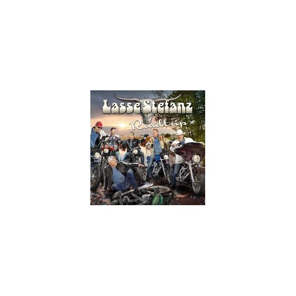 Lasse Stefanz/Road Trip - CD