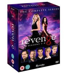 Revenge: Seasons 1-4 (24-disc) - DVD