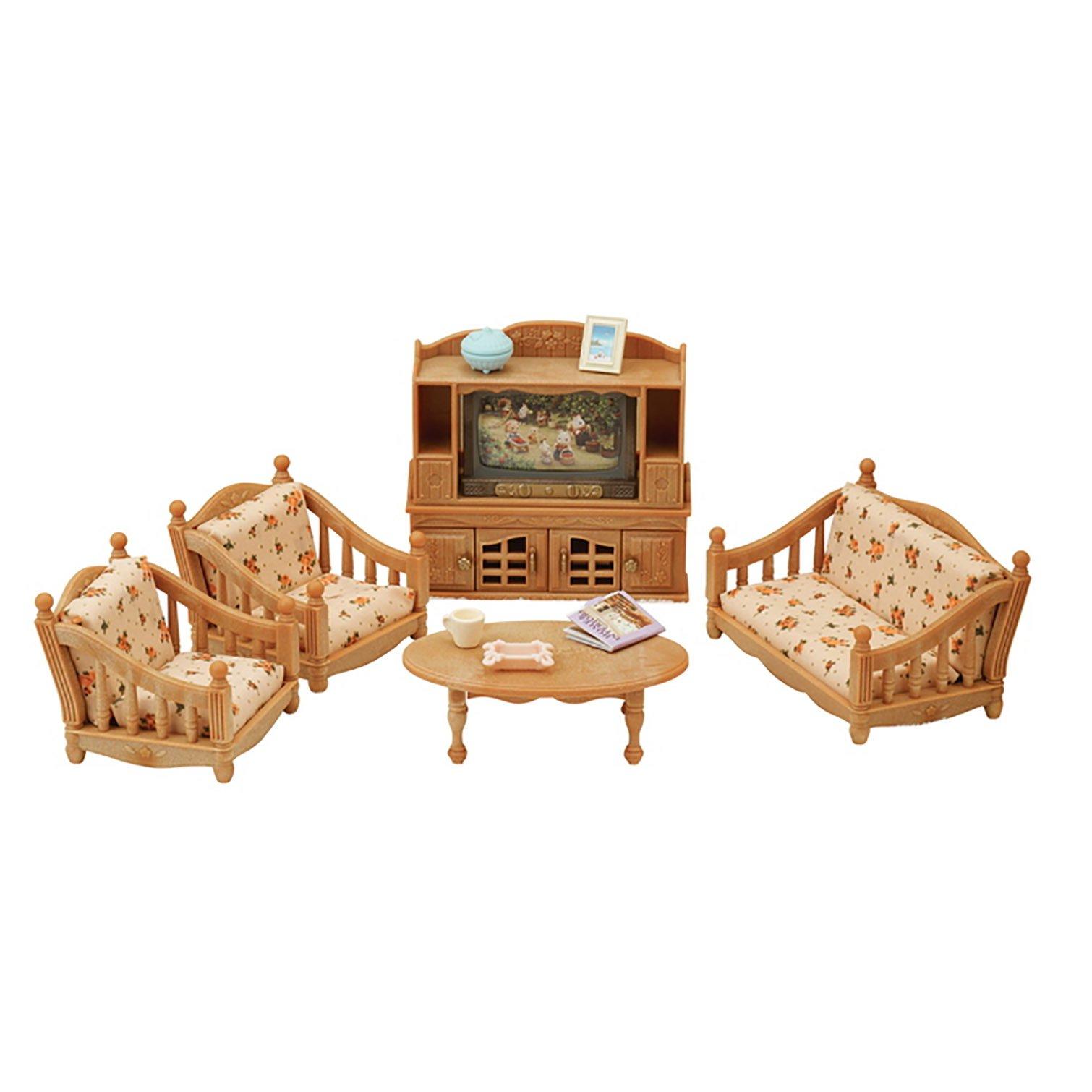 Sylvanian Families - Comfy Living Room Set (5339)