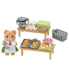 Sylvanian Families - School Lunch Set (5108)