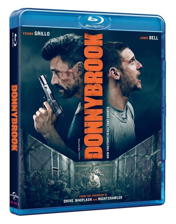 Donnybrook Blu Ray