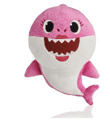 BabyShark Bamse - Pink