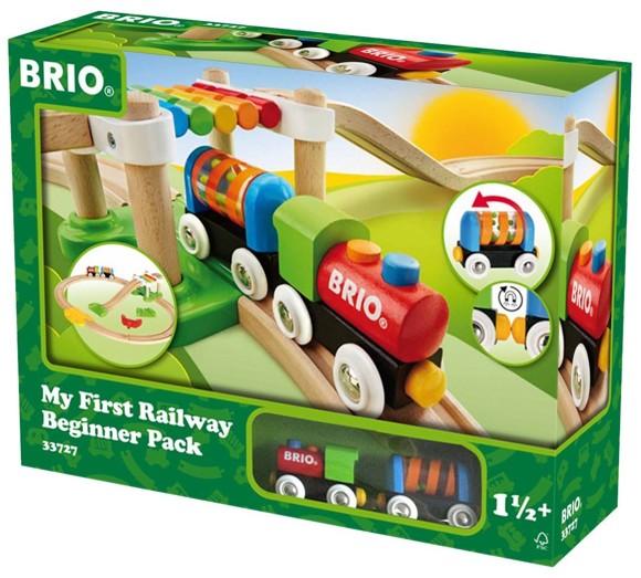 BRIO - My First Railway Beginner Pack (33727)
