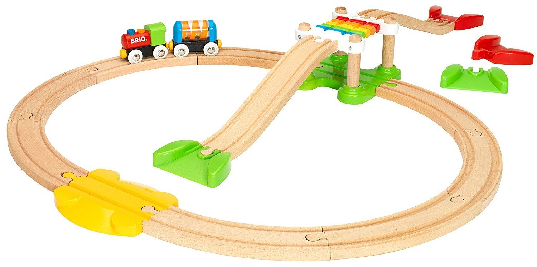 BRIO - Min første udvidet togbane (33727)