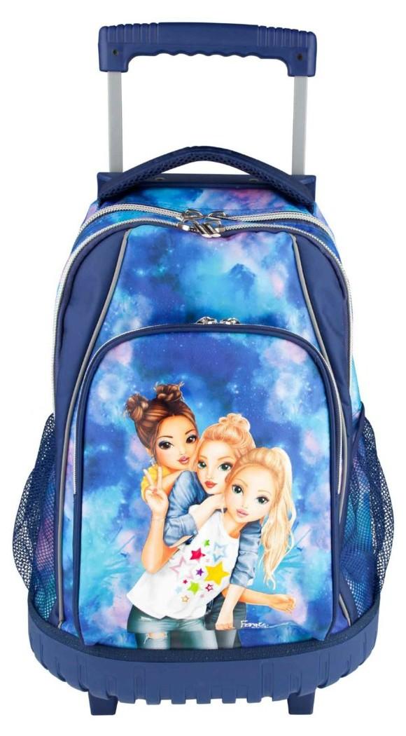 Top Model - School Backpack/Trolley (0410758)
