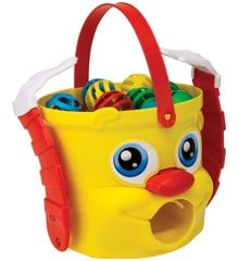 Mr. Bucket Spillet