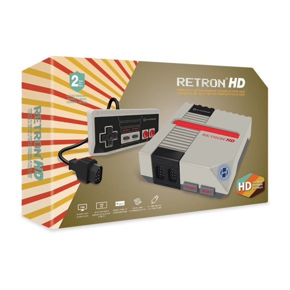 Hyperkin RetroN 1 HD (Grey)