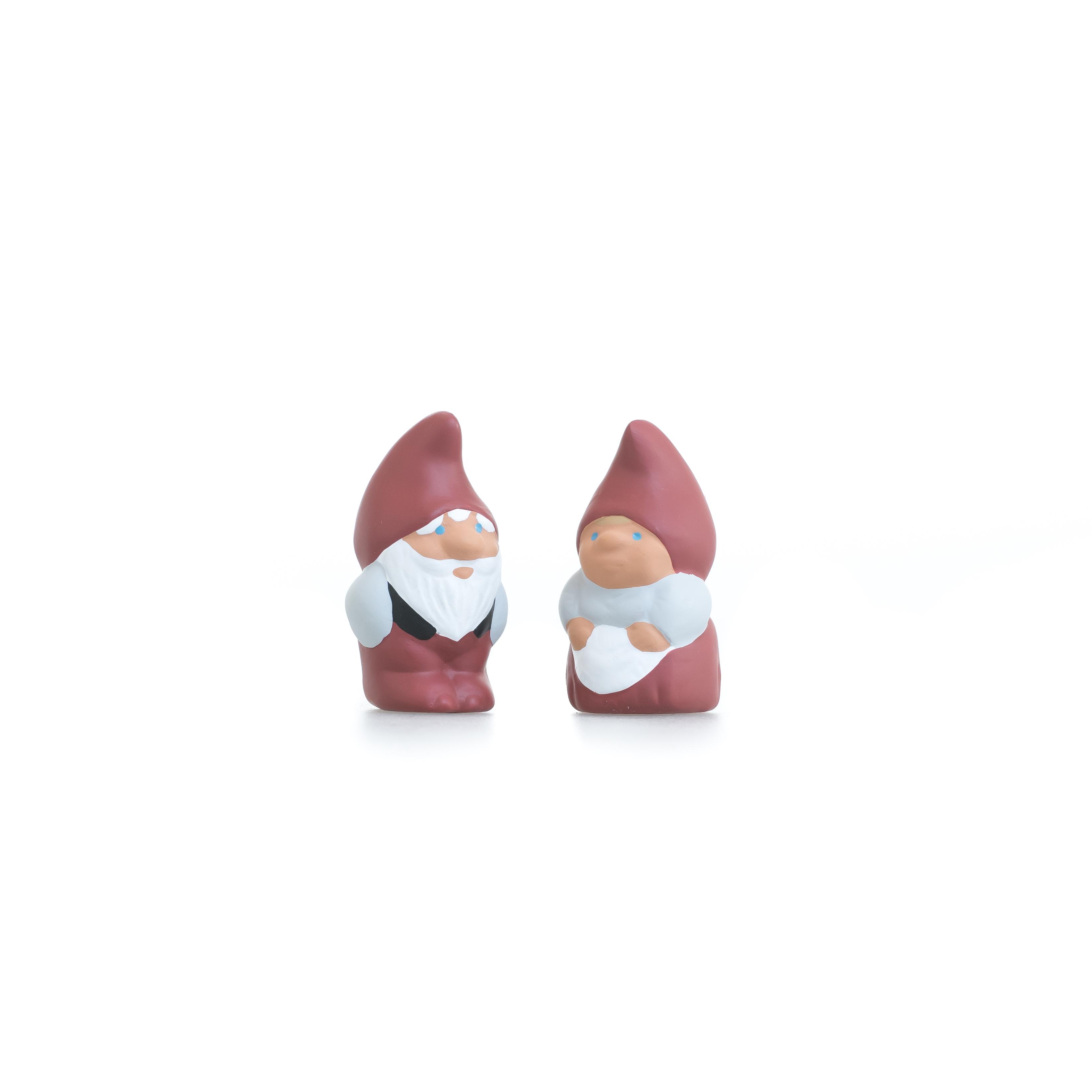 Klarborgnisser - Peter & Frida Elf (93279)