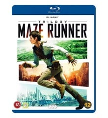 Maze Runner Trilogy, The (Blu-Ray)