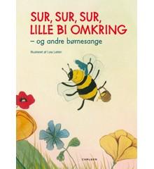 Børnebog - Sur, sur, sur, lille bi omkring