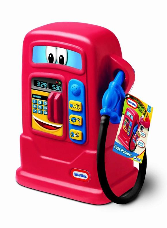 Little Tikes - Cozy benzinpumpe