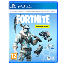 Fortnite: Deep Freeze Bundle (Code via Email)