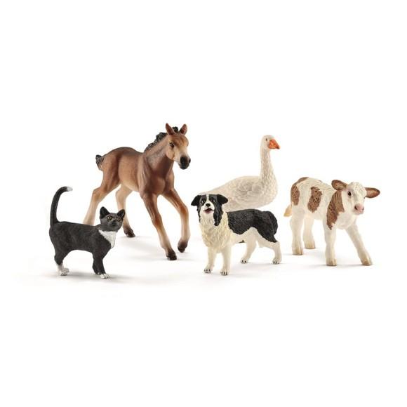 Schleich - Assorted Farm World animals (42386)