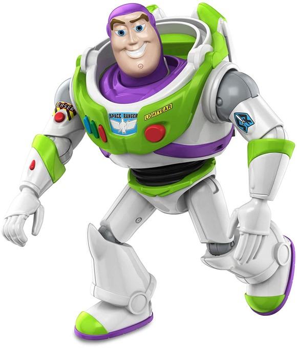 Toy Story 4 - Basic Figure Movie Buzz Lightyear (GDP69)