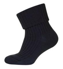 Melton - Basic Wool Sock w. Heavy Rip