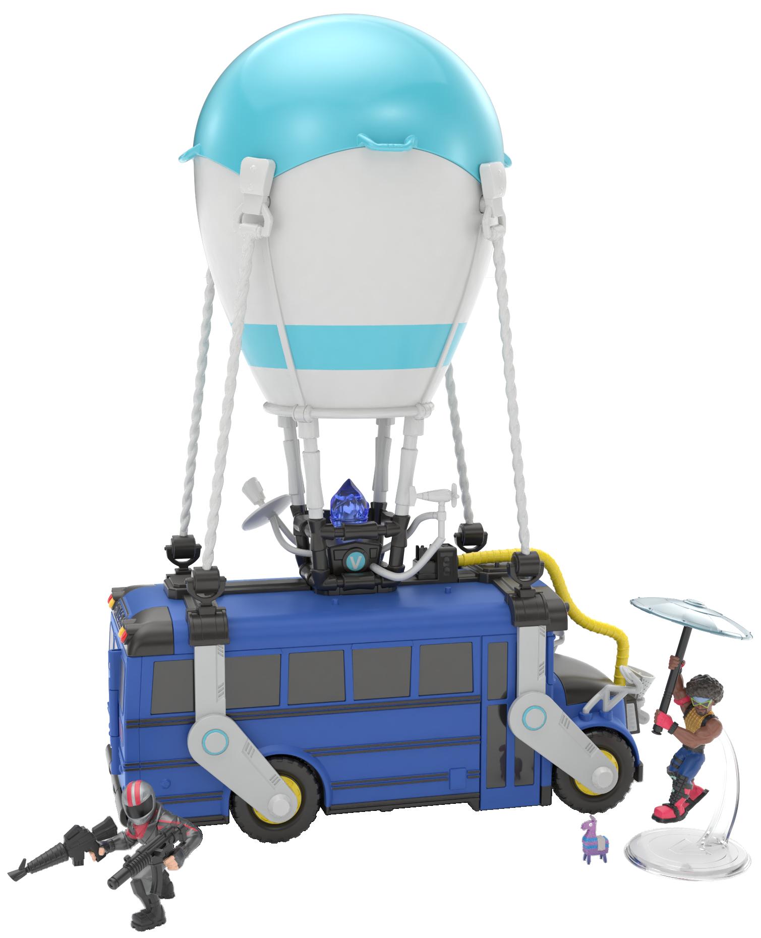 Fortnite - Battle Bus (40-00659)
