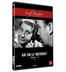 Ka' De li' østers - DVD
