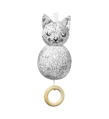 Elodie Details - Dots of Fauna Kitty Musical Mobile