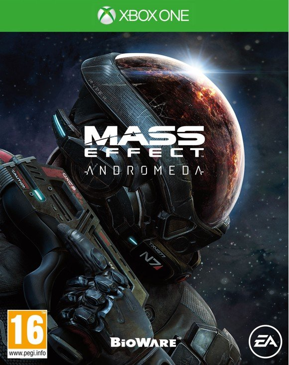 Mass Effect: Andromeda (UK/Nordic)