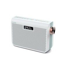 Pure - One Midi 3S FM/DAB/DAB+ Radio Jade White