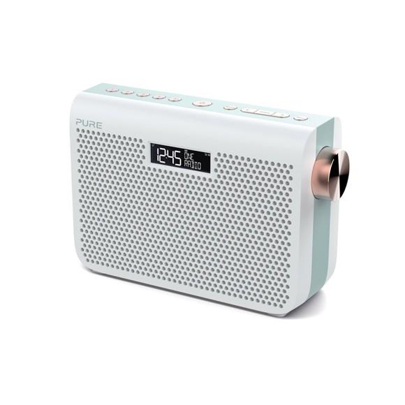 Pure - One Midi 3S FM/DAB/DAB+ Radio Jade White