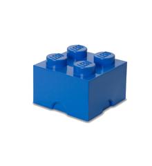 Room Copenhagen - LEGO Opbevaringskasse Brick 4 - Blå