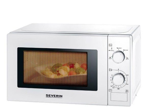 Severin - Mircowaves​ 700 W - White (495492)
