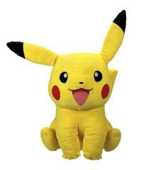 Pokemon - Plys Bamse Jumbo 50 cm - Pikachu