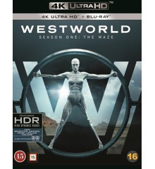 Westworld: Season 1 (4K Blu-Ray)