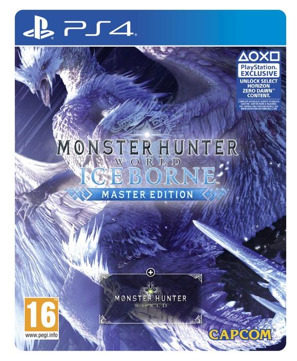 Monster Hunter World Iceborne: Master Edition (Steelbook Edition) (Nordic)