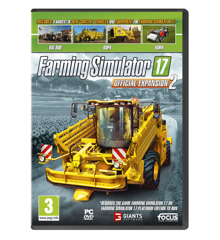 Farming Simulator 17 – Official Expansion 2
