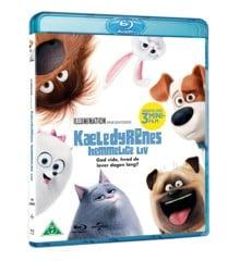 Secret Life of Pets (Blu-Ray)