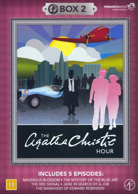 Buy Agatha Christie Hour, The: Box 2 (5 film) - DVD - Incl ...