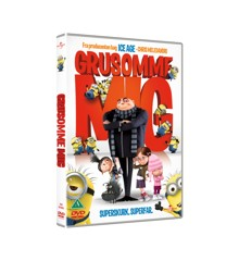 Grusomme mig - DVD
