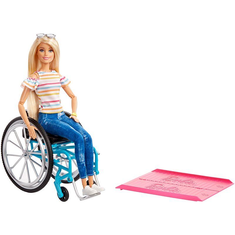 Barbie - Fashionista and Wheelchair Blonde (GGL22)