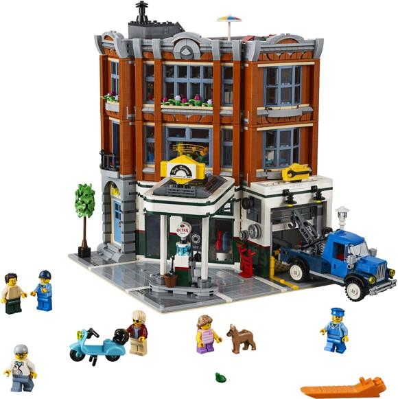 LEGO Creator - Hjørneværksted (10264)