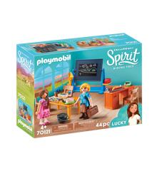 Playmobil - Fru Flores' klasseværelse (70121)