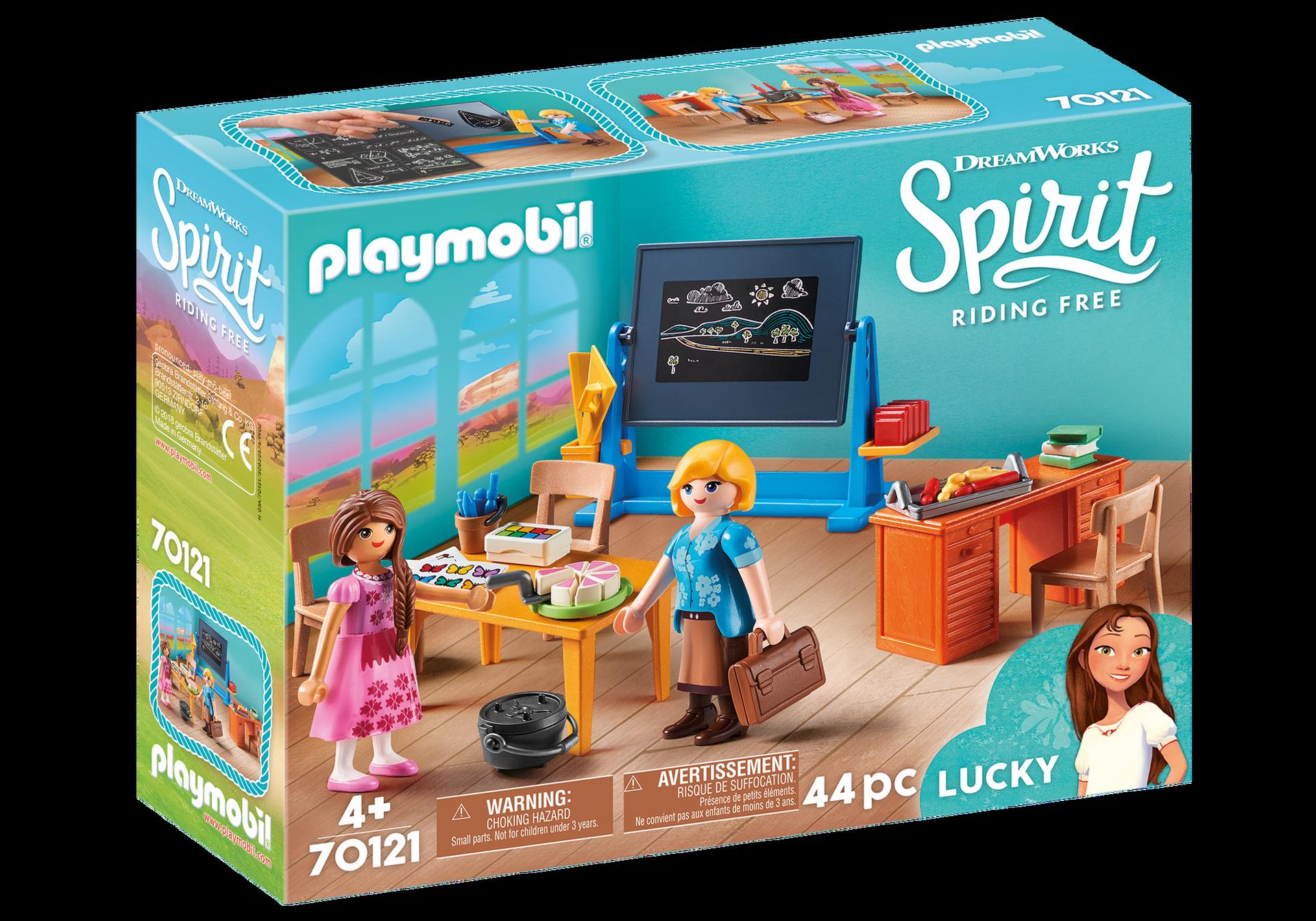 Playmobil - Miss Flores' Classroom (70121)