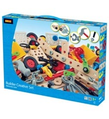 BRIO - Builder Creative Set - 270 pc (34589)