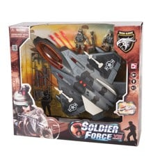 Soldier Force - VIII Hurricane 22 Playset (521007)