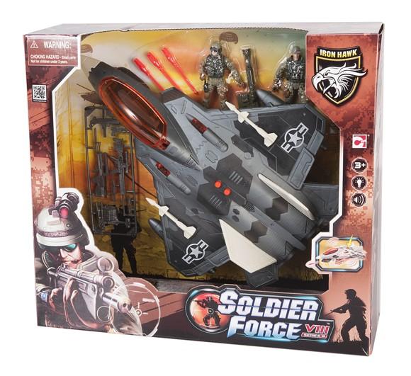 Soldier Force - VIII Hurricane 22 Playset