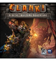 Clank! - A Deck Building Adventure