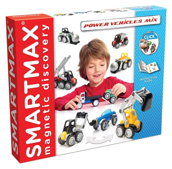 Smart Max - Power Vehicle Mix