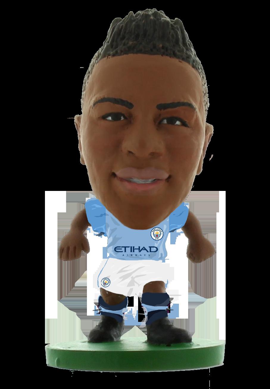 Soccerstarz - Manchester City Raheem Sterling - Home Kit (2019)
